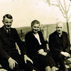 Familie Meier um 1940