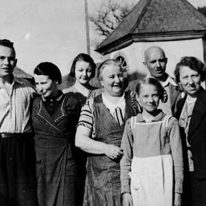 Mutter Meier mit Familie - 1939