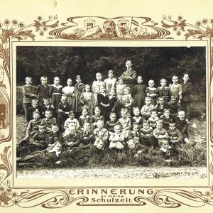 Raitenbucher Volksschule 1921/1922