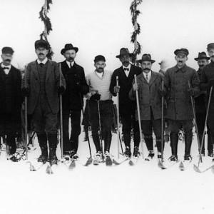 Schülerskifest 1930