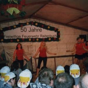 Tanz 50 Jahre