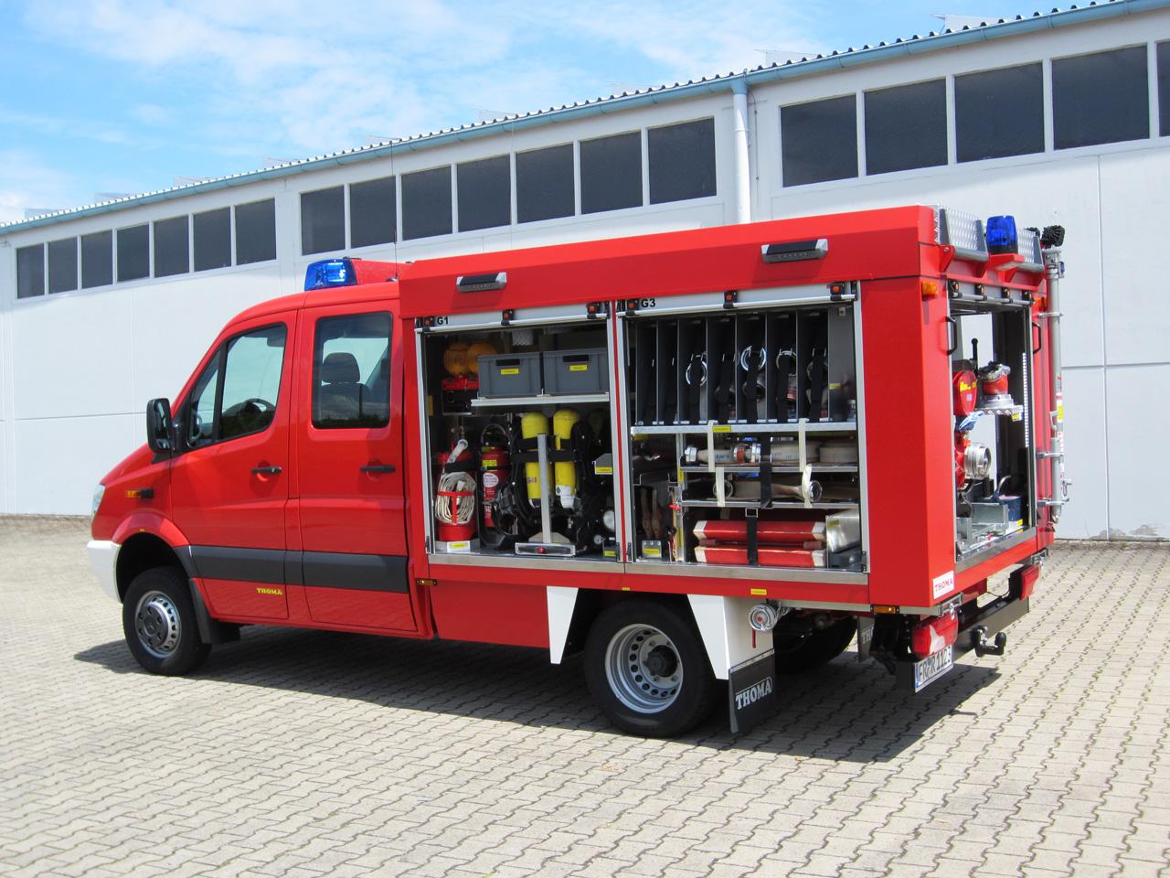 Feuerwehr-Raitenbuch